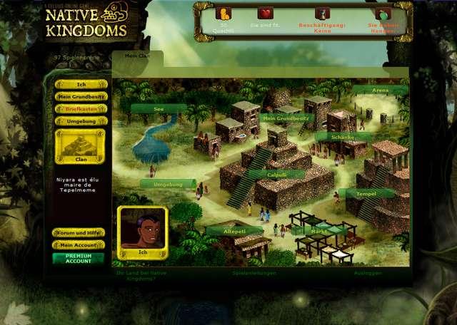 Native Kingdoms