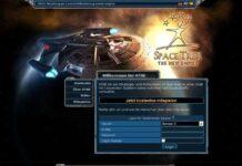 Weltraum Browserspiel