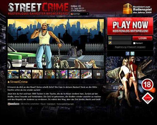 Streetcrime